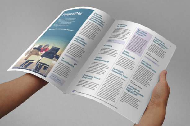 Programa Barcelona Activa Empresas